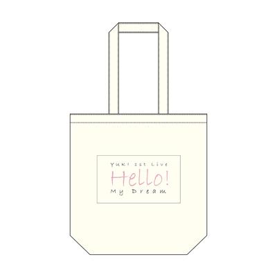 『友希 1st Live -Hello! My Dream-』トートバッグ
