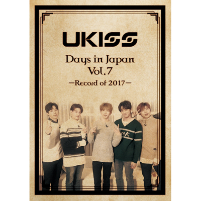 Days in Japan vol.7(DVD+スマプラ)
