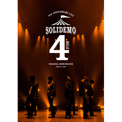 """SOLIDEMO 4th Anniversary Live """"for""""(2枚組DVD)"""