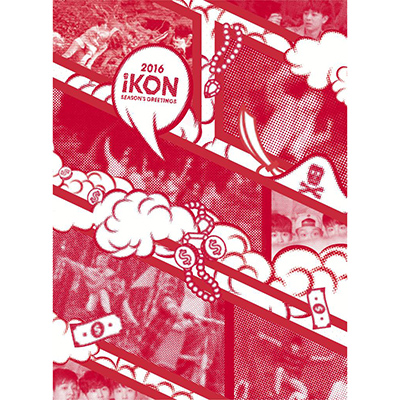 2016 iKON SEASON'S GREETINGS