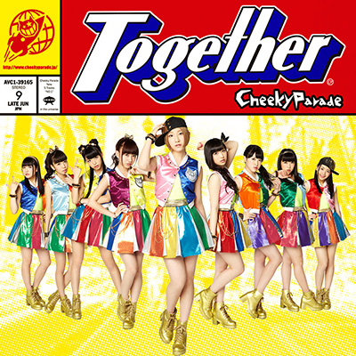 Together【イベント会場・mu-moショップ限定盤】