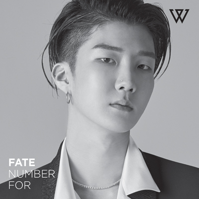 FATE NUMBER FOR(CD)[イ・スンフン盤]