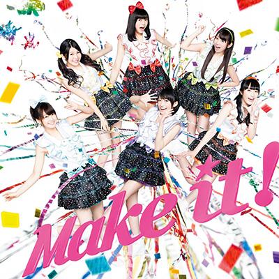 Make it!【CD+DVD】