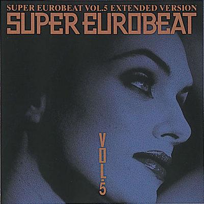 SUPER EUROBEAT   VOL.5