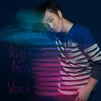 Right Now/Voice(CD+DVD)※MUSIC VIDEO盤