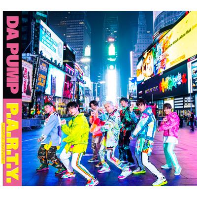 【初回生産限定盤】P.A.R.T.Y. ~ユニバース・フェスティバル~<CD+DVD+スマプラ>