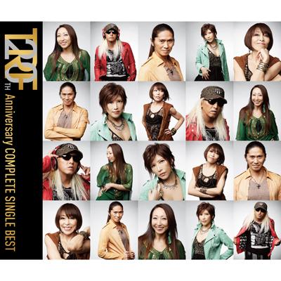 TRF 20TH Anniversary COMPLETE SINGLE BEST【3枚組ALBUM+DVD】