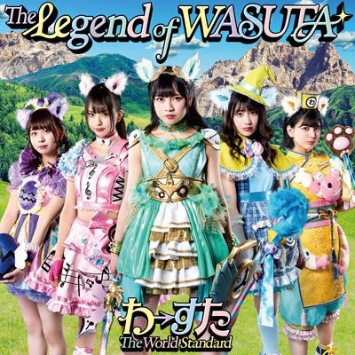 The Legend of WASUTA(CD+スマプラ)