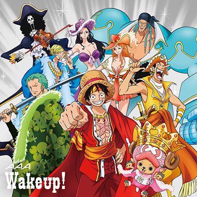 Wake up!(CD)ワンピース絵柄ジャケットver.