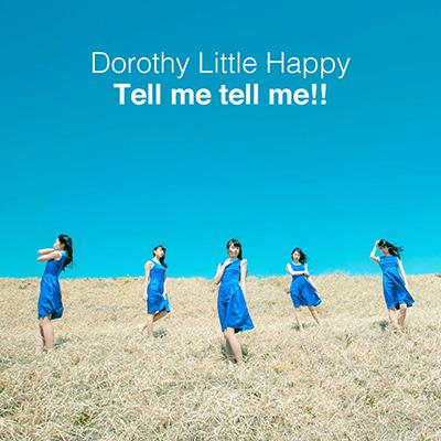 Tell me tell me!!(CDのみ)Type-C