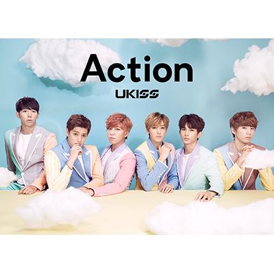Action【初回生産限定盤】(CD+Blu-ray)