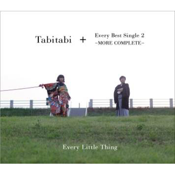 Tabitabi + Every Best Single 2 ~MORE COMPLETE~(CD6枚組+DVD2枚組)