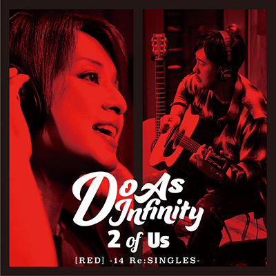 2 of Us [RED] -14 Re:SINGLES-(CD)