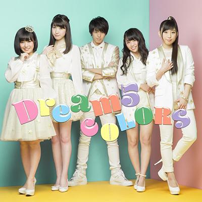 COLORS【ミニAL+DVD+スマプラ LIVE盤】