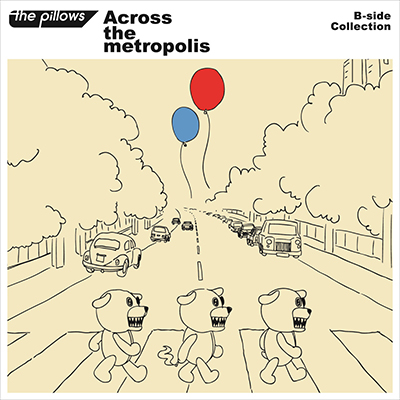 Across the metropolis(2CD+DVD+スマプラミュージック)