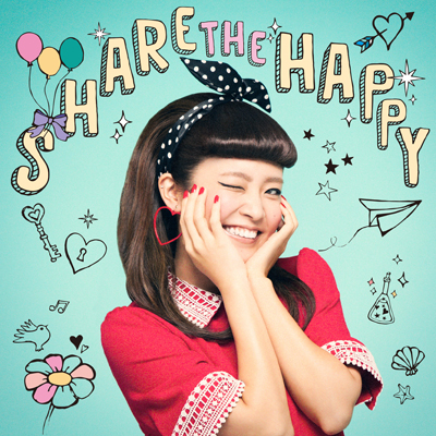 SHARE THE HAPPY(CD+DVD)