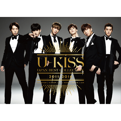 U-KISS JAPAN BEST COLLECTION 2011-2016(2枚組CD+DVD+スマプラ)