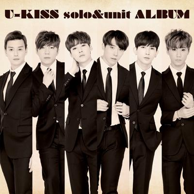 U-KISS solo&unit ALBUM(CD+スマプラ)