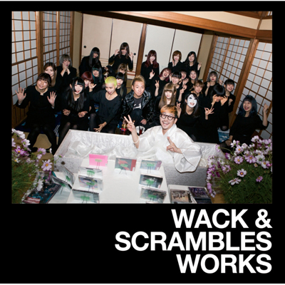 WACK & SCRAMBLES WORKS(CD)