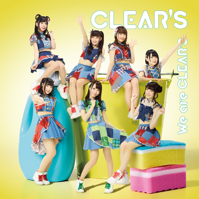 We are CLEAR'S(CD+DVD)