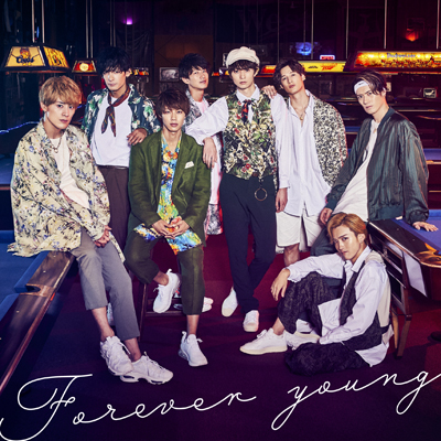 Forever young【EMO盤】(CD)
