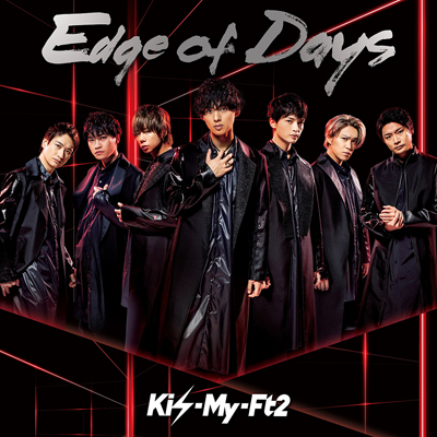 Edge of Days【通常盤】(CD)初回仕様