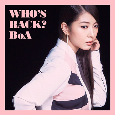 WHO'S BACK?(CD)