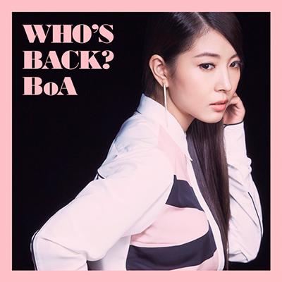 WHO'S BACK?(CD)