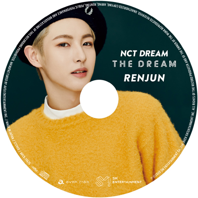 THE DREAM RENJUNver.(CD+スマプラ)【初回生産限定盤】