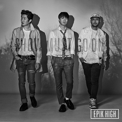 THE BEST OF EPIK HIGH ~SHOW MUST GO ON~(CD)