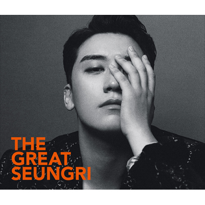 THE GREAT SEUNGRI(2CD+DVD+スマプラ)