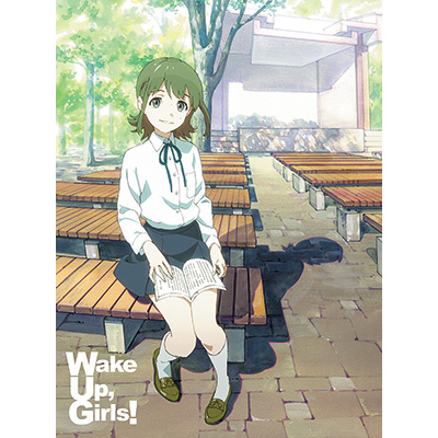 Wake Up, Girls! 3巻 【初回生産限定盤】(Blu-ray+CD)