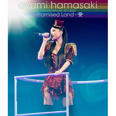 ayumi hamasaki COUNTDOWNLIVE 2019-2020 ~Promised Land~ A(Blu-ray)