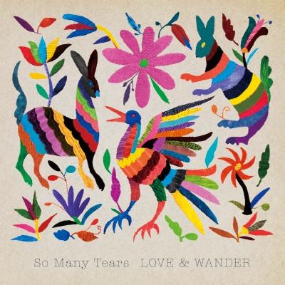 LOVE & WANDER(CDアルバム)
