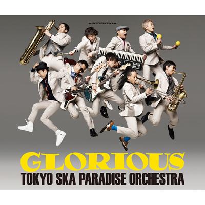 GLORIOUS(CD+2枚組DVD)