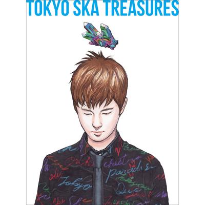 (特典なし)TOKYO SKA TREASURES ~ベスト・オブ・東京スカパラダイスオーケストラ~(3CD+2Blu-ray)