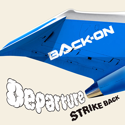 Departure/STRIKE BACK(CDのみ)【Type-C】