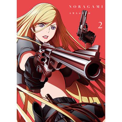 ノラガミ ARAGOTO 2 【初回生産限定版DVD】
