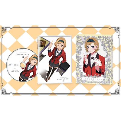 賭ケグルイ DVD 5