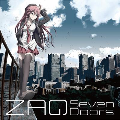 トリニティセブン オープニング・ソング「Seven Doors」(CD+DVD)