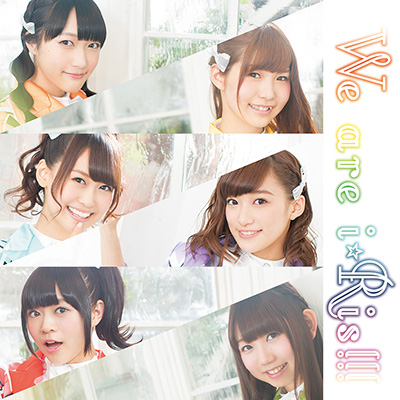 We are i☆Ris!!!【TYPE-C】(CD ONLY)
