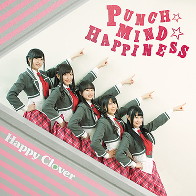 PUNCH☆MIND☆HAPPINESS *CD+DVD