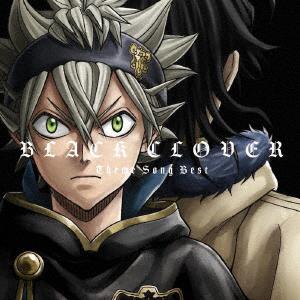 ブラッククローバー 主題歌ベスト 初回生産限定盤(CD)