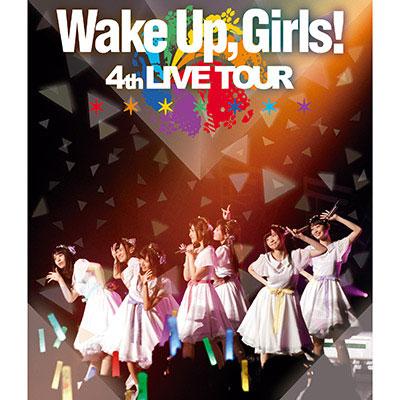 Wake Up, Girls! 4th LIVE TOUR「ごめんねばっかり言ってごめんね!」 Blu-ray