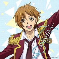 KING OF PRISM-PRIDE the HERO-まふもふくっしょんカバー 速水ヒロ