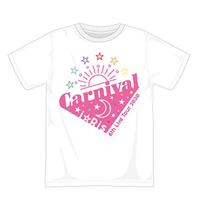 i☆Ris 6th Live Tour 2020 ~Carnival~ Tシャツ