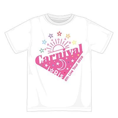 i☆Ris 6th Live Tour 2020 ~Carnival~ Tシャツ