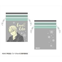 ユーリ!!! on ICE 巾着 03 ヴィクトル
