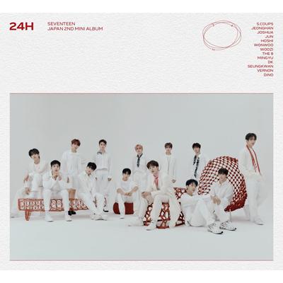 【初回限定盤B】24H(CD+フォトブックB+フォトカードB)