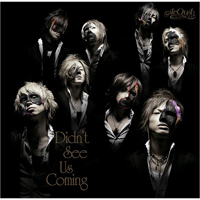 Didn't See Us Coming【通常盤】